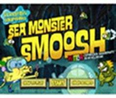 SpongeBob SquarePants Sea Monster Smoosh